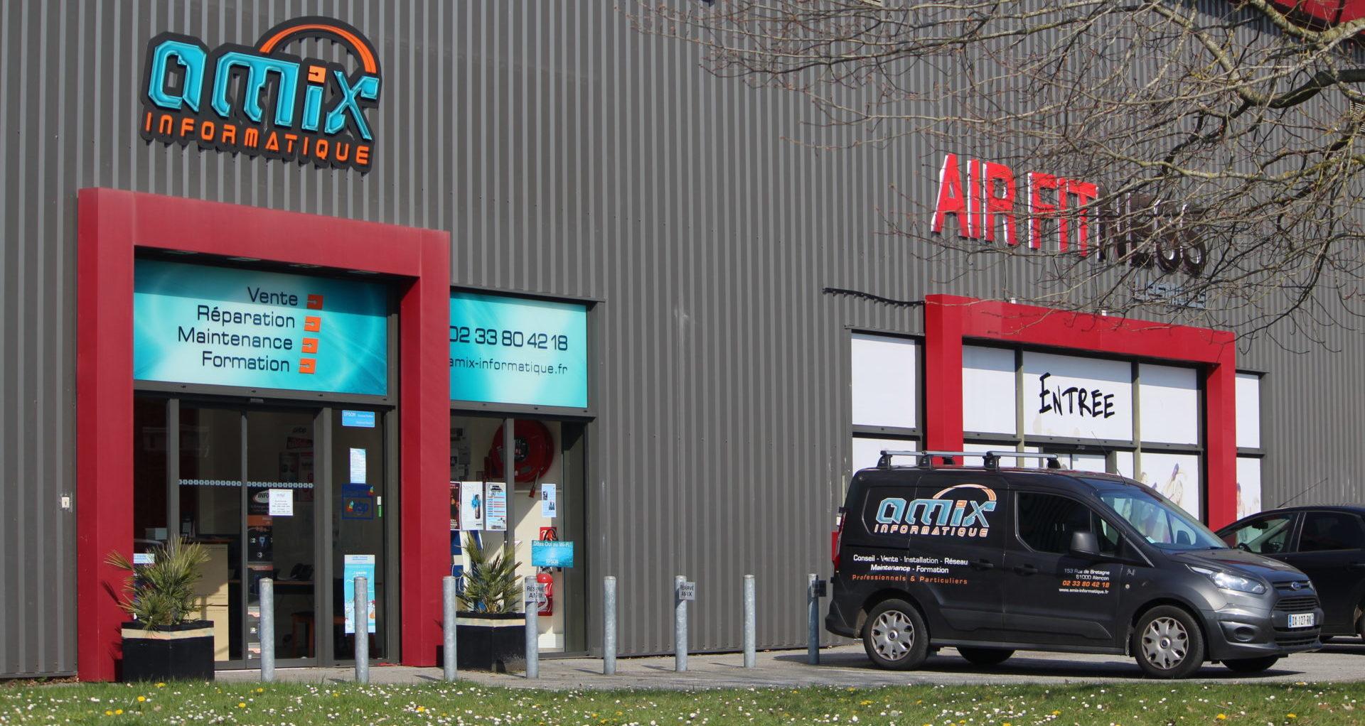 Magasin et atelier informatique Alençon